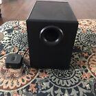 Logitech Z213 Compact 2.1 Speaker System - Black