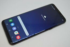 Samsung Galaxy S8+ SM-G955U - 64GB - Midnight Black (T-Mobile) #L427