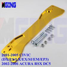 Arm Subframe Brace Honda Civic 01-05 DX ES LX SI EX EM EP3 02-06 Acura RSX DC5 G
