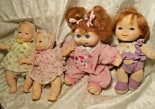 4 Eugene Baby Dolls, 1980's Lot