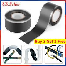 Super Strong Waterproof Tape Rubber Seal Stop Leaks Adhesive Repair Tape 15m Us