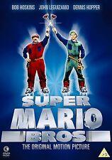 Super Mario Bros    **Brand New DVD**