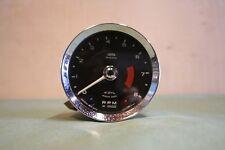 4in Smith Tachometer 8,000 rpm Lotus, MG, Jaguar, Triumph