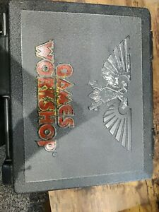 Warhammer 40k Space Marine Army With Carry Case