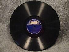 "78 RPM 10"" Record Russ Morgan The Last Time I Saw Paris & Dolores Decca 3606"