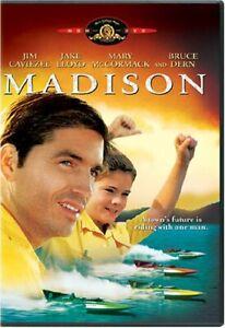 Like New WS DVD Madison Jim Caviezel Mary McCormack Jake Lloyd Bruce Dern