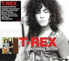 """T. Rex """" T. Rex (Expanded édition) """""""
