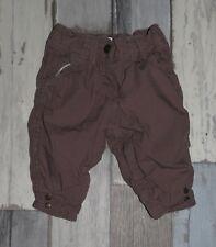 ~ Superbe Pantalon doublé marron KIABI Taille 6 mois ~