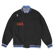 NBA Mitchell & Ness auténtico Hardwood Classics Vintage calentamiento Chaqueta de hombre