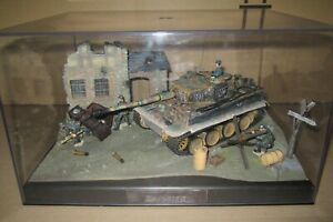 Forces of Valor Diorama 1:32 German Tiger I Normandy 1944 Panzer Unimax Nr 80104