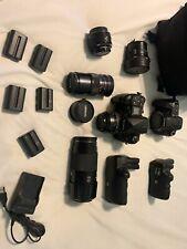 New ListingSony Alpha A-Mount Cameras And Lenses