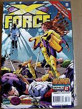 X-FORCE n°58 1996 ed. Marvel Comics   [SA11]