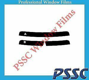 PSSC Pre Cut Sun Strip Car Window Films for FORD Ranger Wildtrack 2015-2016