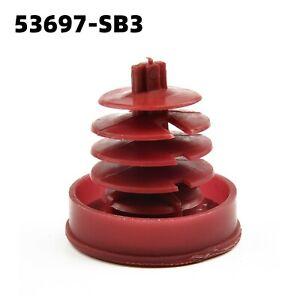 Reservoir Power Steering Cap Tank Top Pump Replacement 53697-SB3 Cover