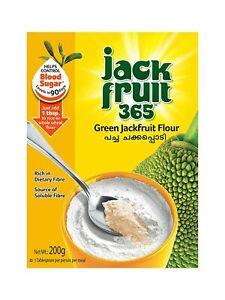 Jack fruit powder-Jackfruit365 Green Jackfruit Flour - 200gm