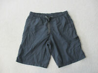 Columbia Shorts Adult Large Black Outdoors Hiking Hiker Climber Casual Mens