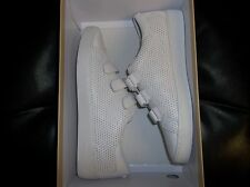 NIB Womens Size 9.5 Michael Kors  Optic White Craig Sneaker Shoes New $125