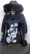 Skijacke Bogner Damen Jacke  gr S 36 NEU , schwarz , Echt Pelz