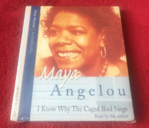 Angelou, Dr Maya : I Know Why The Caged Bird Sings 3 X CD Audiobook