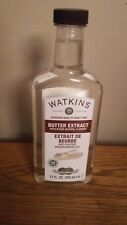 Watkins Butter Extract  11 Ounce FREE SHIPPING