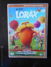 DVD LORAX - EN BUSCA DE LA TRUFULA PERDIDA -EDICION DE ALQUILER (5Q)