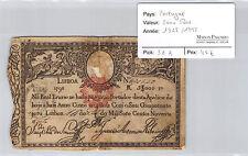 PORTUGAL 5000 REIS 1828 / 798 N° 690540 PICK 38A