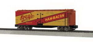 MTH 3578008 S Krey's Ham & Bacon 40' Woodside Reefer #875 LN/Box