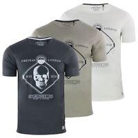Firetrap Retlaw Mens T Shirt Graphic Cotton Crew Neck Short Sleeve Tee