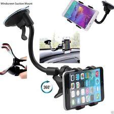 Réglable Support de GPS Voiture Pare-Brise Téléphone Universel iPhone Samsung LG