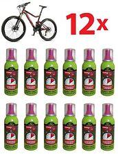MWTEK easy go GONFIA RIPARA spray 12 pz gonfiaripara bici bicicletta mtb corsa
