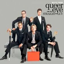 WHATS THAT SOUND MUSIC FROM QUEER EYE FOR STRAIGHT GUY - V/A - 2 DISCS  - NEW