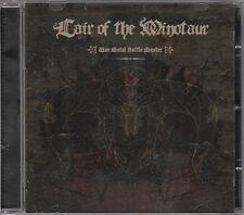 LAIR OF THE MINOTAUR - war metal battle master CD