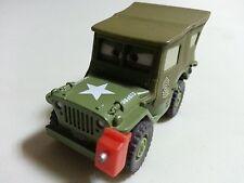 CARS - PIT CREW SARGE - Mattel Disney Pixar Loose