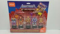 Masters Of The Universe Battle For Eternia Collection * Mega Construx Sealed