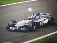 Photo HP Williams BMW F1 FW24 2002 #6 Juan Pablo Montoya (COL) Spa #1