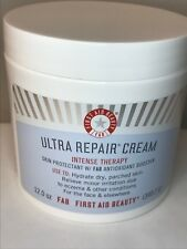 First Aid Beauty® Ultra Repair® Cream MEGA SIZE 12 oz NEW Sealed Fresh $60 READ