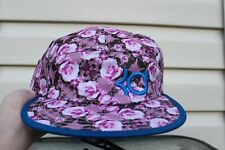 RARE BRAND NEW Nike KD Snapback Aunt Pearl 5-Panel Cap Pink Floral Breast Cancer