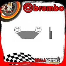 07PO11SD PLAQUETTES DE FREIN ARRIÈRE BREMBO POLARIS SPORTSMAN 2011- 550CC [SD -