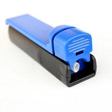 Manual Cigarette Tube Rolling Machine Tobacco Roller Injector Maker Tube Hot