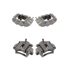 Front & Rear Brake Calipers For 2001 2002 2003 2004 - 2006 2007 TOYOTA SEQUOIA
