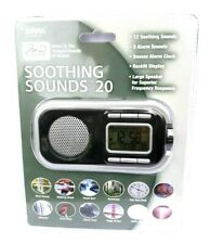 SRV Innovations Soothing SOUNDS 20 RELAX to The Sounds Of Nature