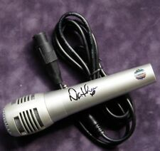 GFA The Wanted Singer * NATHAN SYKES * Signed Microphone AD2 COA