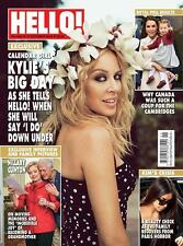 HELLO Magazine #1452 Kylie Minogue Kim Kardashian Kate Middleton Hillary Clinton