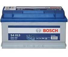 Autobatterie Bosch S4 013 - 12 V / 95 Ah - 800 A/EN KFZ PKW Batterie