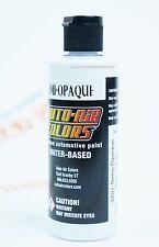 Createx Auto-Air Colors 4oz Semi-Opaque Brite White 4201 Custom Airbrush Paint