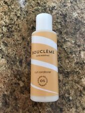 Bouclème Curl Conditioner Travel Size All Natural Ingredients