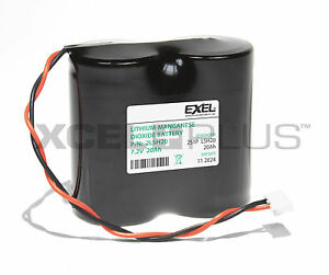 Lithium Gas Fire Ignition Battery and Bracket 7.2V LSH20 Remote Pack
