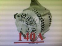 Toyota Yaris 2007  2009 1.5L Alternator Remanufactured 140 HIGH AMPS 11203