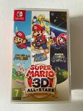 New listing Super Mario 3D All-Stars Nintendo Switch Game