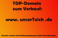 TOP-Domain !  ***  www. UnserTeich .de  ***  -  für (zukünftige) Teichbesitzer